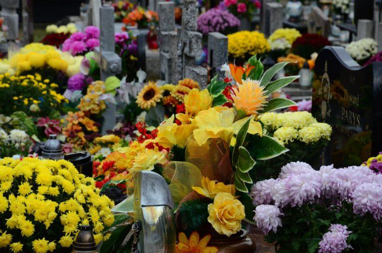 Dzień Zaduszny 2017 – procesja na cmentarz